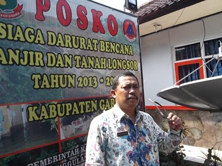 Dik Dik Hendrajaya. (Foto: John Doddy Hidayat).