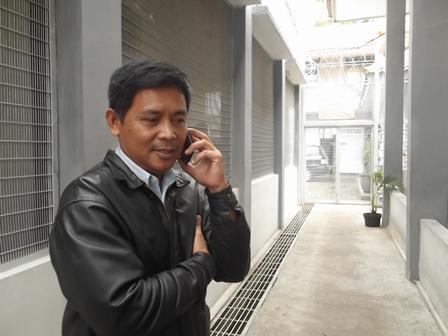 Kepala Rutan Garut, Kodir, BC.IP, SH, M.Si.