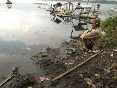 Memancing Ikan Bagendit.