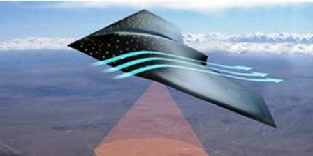 Bahan pesawat masa depan dapat mendeteksi kerusakan seperti kulit manusia.(BAE).