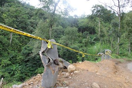 Ilustrasi. Lintasan Selatan Garut Juga Rawan Kecelakaan Lalulintas. (Foto : John Doddy Hidayat).