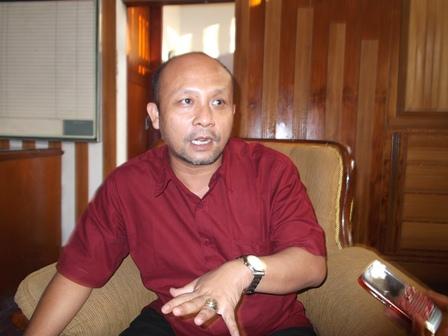 H. Yogi Yuda Wibawa, SE (Foto: John Doddy Hidayat).
