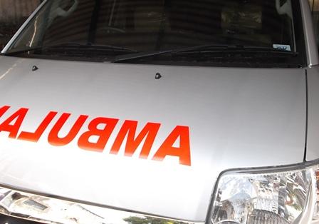 Ambulance Baznas Garut.