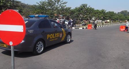 By Pass Kubang, Sabtu (13/09-2014).