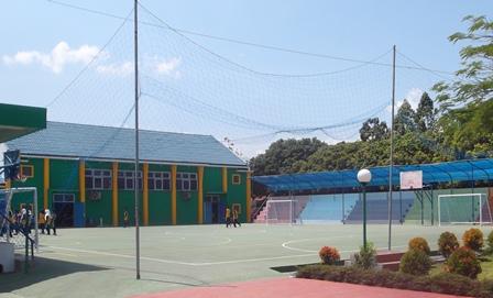 Sarana Olahraga SMKN 1 Garut, Beserta beragam Fasilitas Penunjangnya.