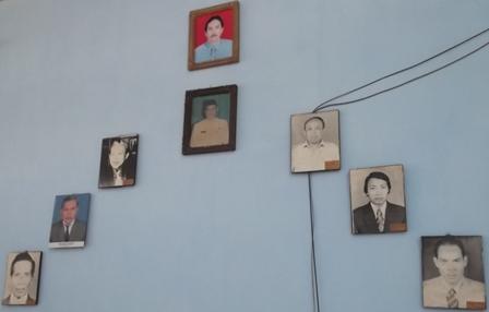 Para Ketua PMI dari Masa ke Masa.