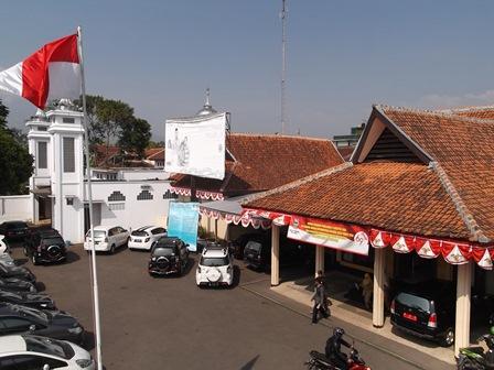 Dinas Pendidikan Kabupaten Garut. (Foto : John Doddy Hidayat).
