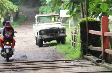 Jelajah Bersama Land Rover.
