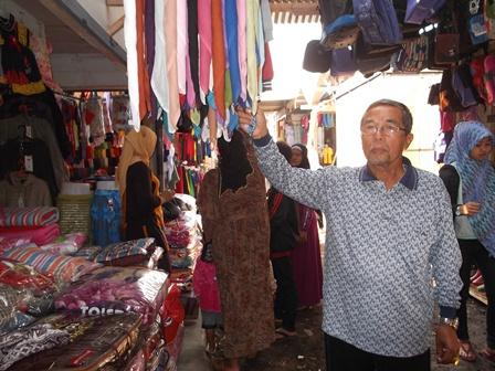 Arif Syarifudin, Sabtu (25/10-2014).