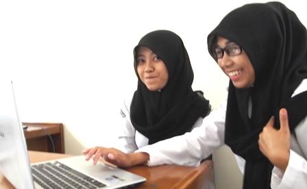 Siti Aisah dan Ai Yesi Krisdayanti.