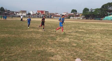 Berlatih Fisik, Senin (06/10-2014) Pagi.