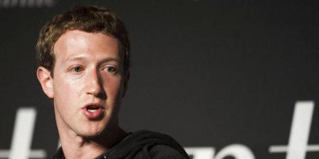 Pendiri dan CEO Facebook, Mark Zuckerberg. (Jim Watson/AFP).