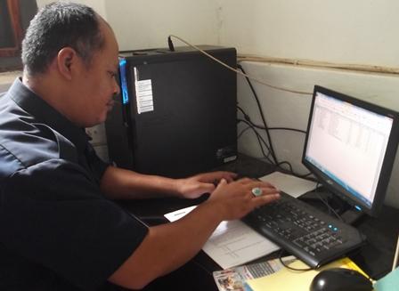 Wakil Kepala SMAN 11 Bidang Kesiswaan Tatang Mulyana, S.Pd.