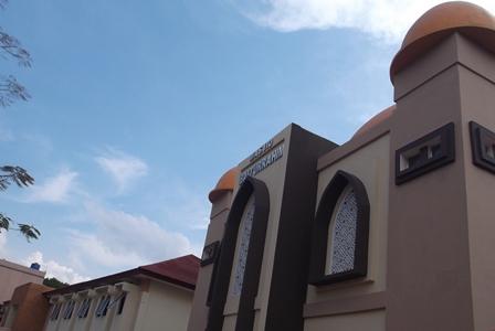 Miliki Sarana Masjid Sangat Memadai.