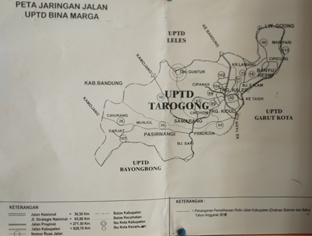 UPTD Bina Marga Tarogong.