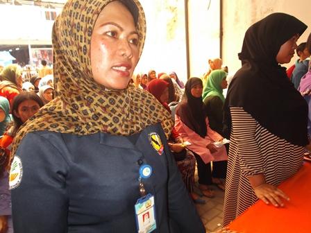 Ida Farida Berupaya Membantu dan Memfasilitasi Guna Memerlancar Proses Pengambilan Dana PKSK.