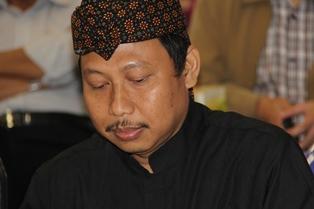 Dirut RSU, dr Maskut Faridz, MM (Foto : John Doddy Hidayat).