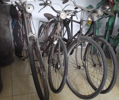 Sepeda Onthel.