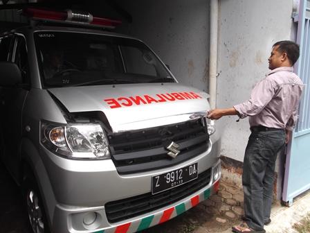 Siagakan Ambulance.
