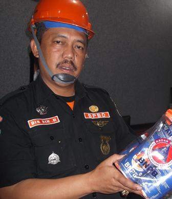 Kemasan Makanan dan Minuman Siap Saji Tanggap Darurat Bencana.
