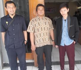 Ketua KAMMI Garut, Yanto Sugianto.