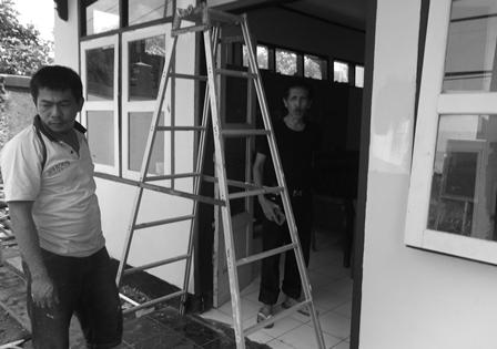 Sekretariat Dewan Pendidikan Kabupaten Garut Terus Berbenah.