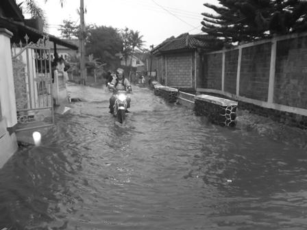 Mengindikasikan Parahnya Kondisi Lingkungan di Garut, Jawa Barat.