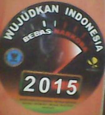 Ilustrasi. Benarkan Indonesia Bebas Penyalahgunaan dan Peredaran Gelap Narkoba 2015 ?. (Foto : John Doddy Hidayat).