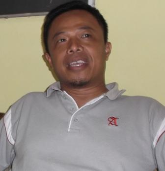 Bambang Hapid, Sabtu (17/01-2015).