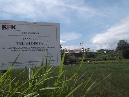 Ilustrasi. Indonesia Juga Masih Menjadi Sarang Para Koruptor. (Foto : John Doddy Hidayat).