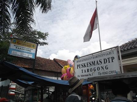 Puskesmas DTP Tarogong Diserbu Puluhan Penderita DBD.