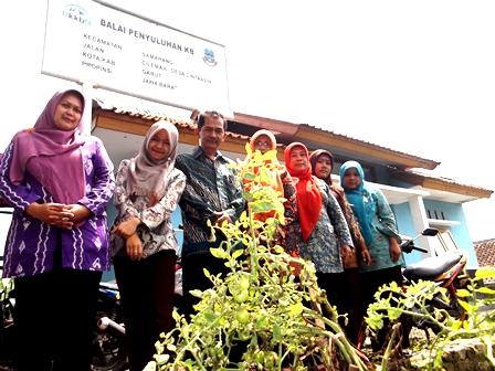Seluruh Jajaran Keluarga Besar UPTD KBPP Kecamatan Samarang.