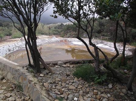 """Inilah Pembangunan Sarana Kolam Renang, yang Dinilai """"Ilegal""""."""