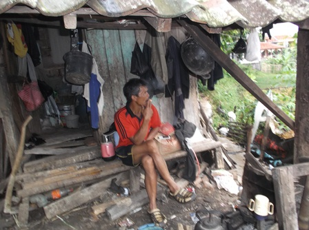 Ilustrasi. Kondisi Buruh Tani di Garut, Jawa Barat. (Foto : John Doddy Hidayat).