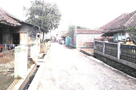 Kampung Cigadok.