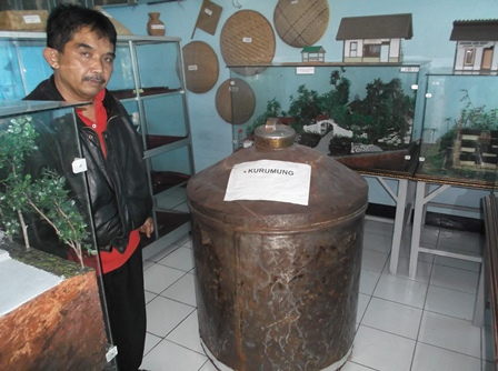 Koleksi Museum R.A.A Adiwidjaya.