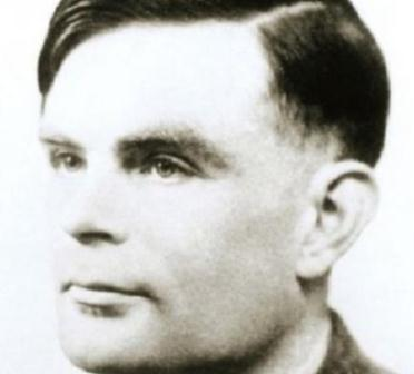 Alan Turing. (Science Photo Library)