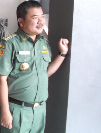 Bupati Garut (Foto : John Doddy Hidayat).