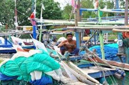 Ilustrasi. Nelayan Miskin. (Foto : John Doddy Hidayat).