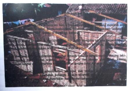 Rumah Tahan Gempa Mubyarto.