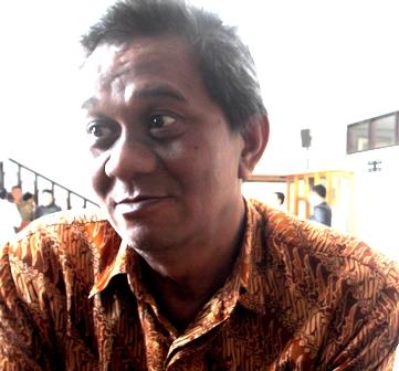 Ilustrasi. Ketua Dewan Pendidikan Kabupaten Garut, Komar. M (Foto : John Doddy Hidayat).