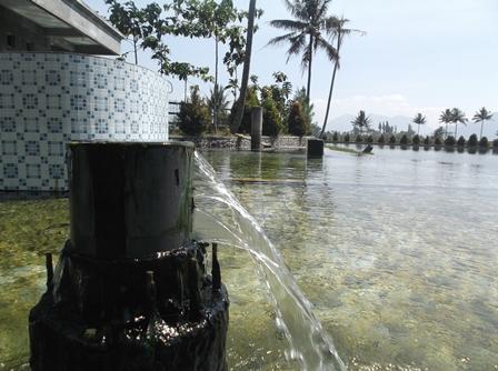Salah Satu Sumber Utama Air Panas Alami.