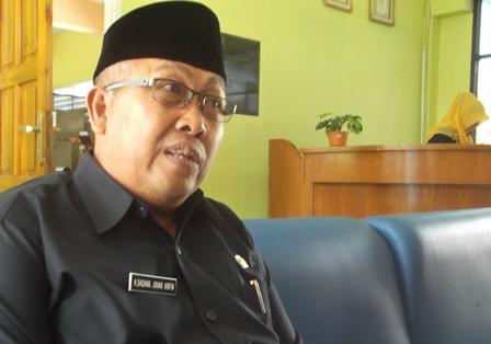 H. Dadang Johar Arifin, MM