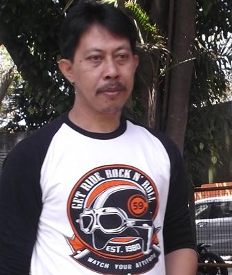 Rudy Arifin, SE