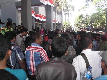 Mendesak Tuntutan Sarana Relokasi Memadai.