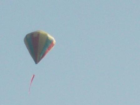 Balon Udara Produk Penduduk Kampung Panawuan, Tarogong Kidul, Garut, Jawa Barat.