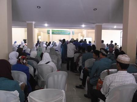 Penanganan Keberangkatan Para Calon Jemaah Haji, yang Profesional. Juga Bisa Sekaligus Meningkatkan Kualitas Citra Serta Promosi Indonesia.