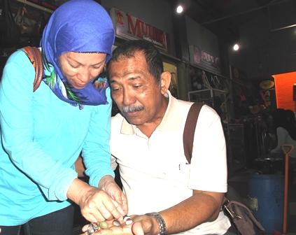 """Mantan Ketua """"Pelajar Islam Indonesia"""" (PII) Wilayah Provinsi Irja, Kini Papua, Lutfi Anwar"""