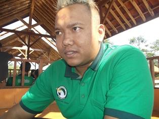 Rony Anggar.