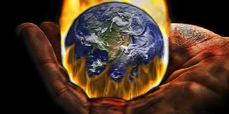 Pemanasan global. (Greenpacks).